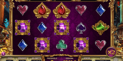 Empire Fortune Spielautomat