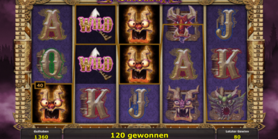 Der Zauber-Slot Perchta von Novoline